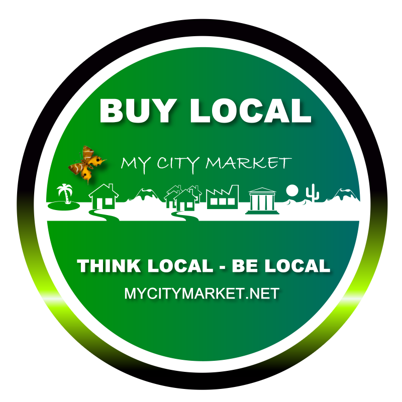 My City Market - Buy Local Logo